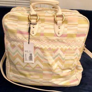 Missoni Duffke and Travel Bag
